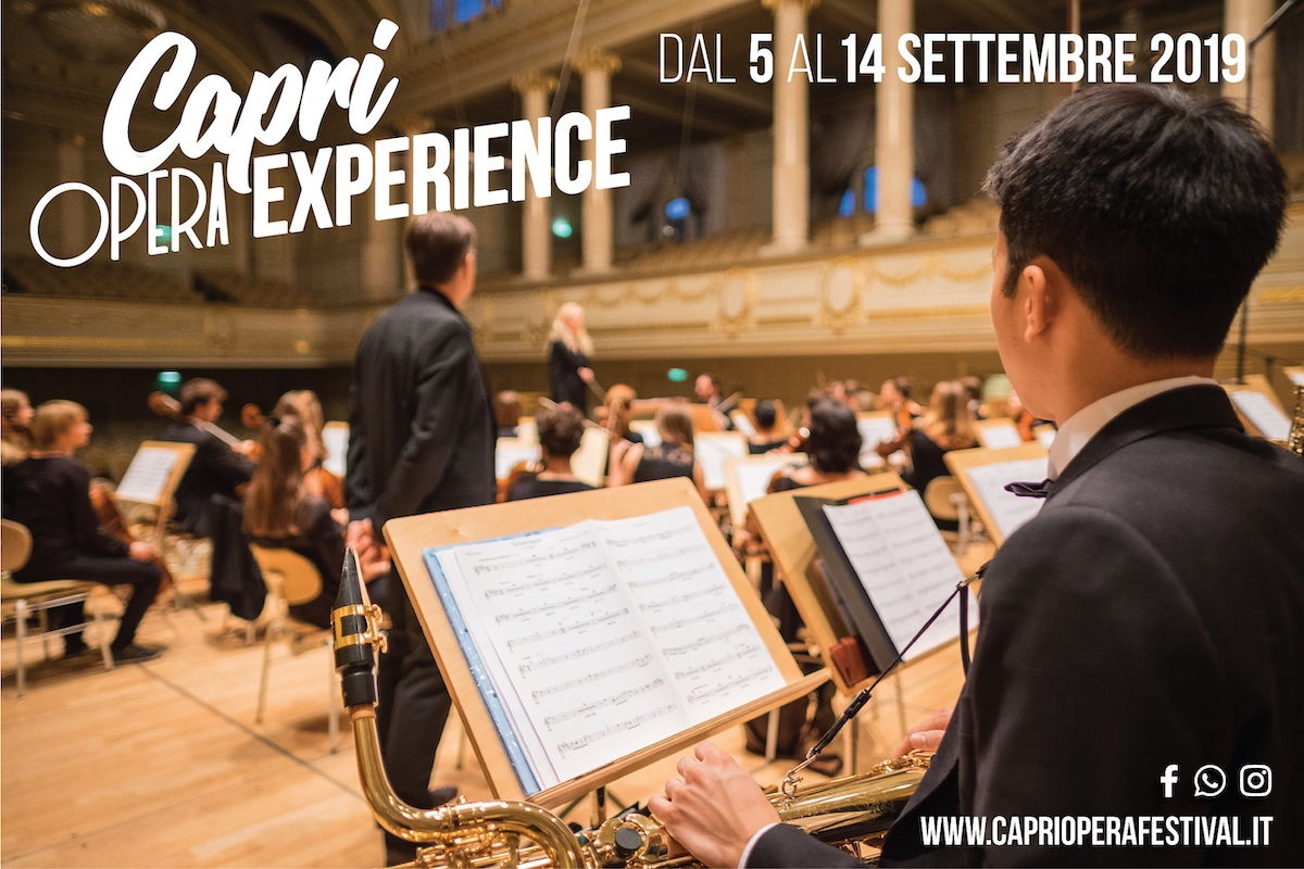 Capri Opera Experience