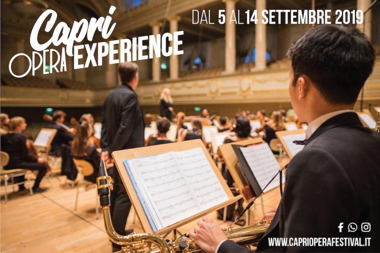 Capri Opera Experience-Russian