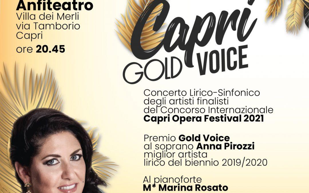 Capri Gold Voice